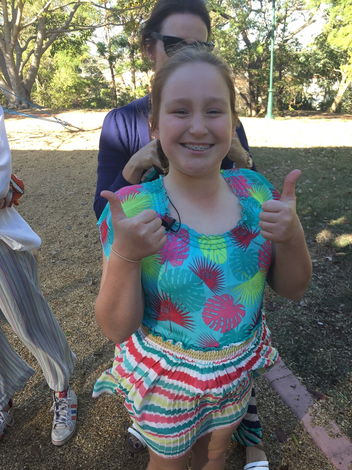 11 year old wants Ellen DeGeneres to save the Barrier Reef.