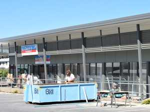Calliope shopping centre alarm set off due to 'small fire'