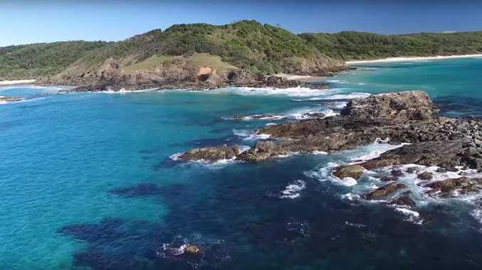 Tom Papworth has been creating stunning videos of the Northern Rivers using a drone.