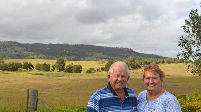 44 HAPPY YEARS: Janet and Rob Krause look forward to celebrating their upcoming wedding anniversary.