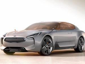 Kia's stinging plans for large rear-wheel drive sedan