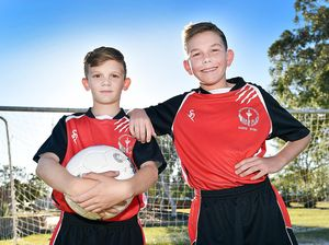 Maryborough pair play football for Wide Bay
