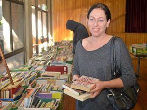 Blue Care Lockyer's book sale bonanza on until Saturday