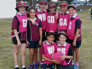 Allora State School success in gala day on home field