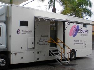 BreastScreen Qld mobile service visits South Burnett