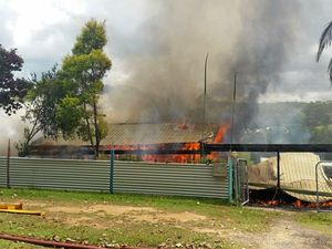 Beerwah arson charges before court