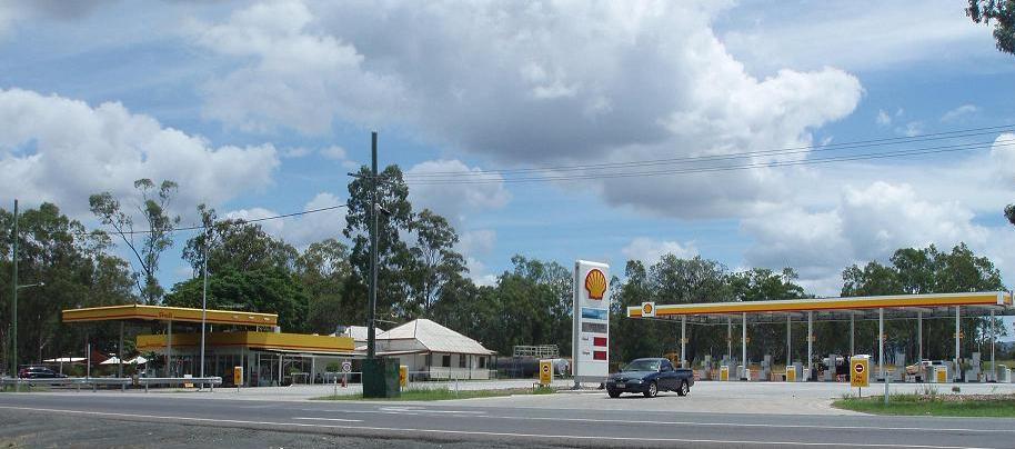 The Shell Aratula Roadhouse.