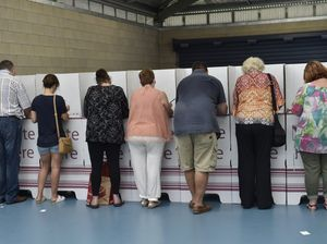 Family First has top ballot spot for Groom electorate
