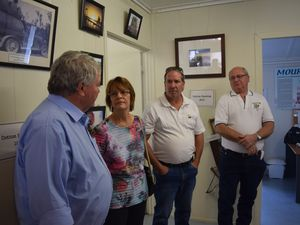 O'Dowd quizzed at Moura meeting