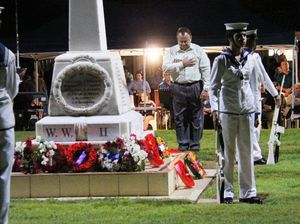 Anzac day Gracemere