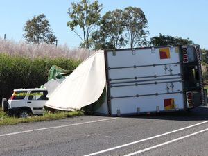 Removal of truck from crash scene to be a 'major operation'