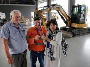 GRACEMERE BULLETIN: Schwartz Excavations wins business award