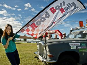 Road Boss Rally in Port Macquarie