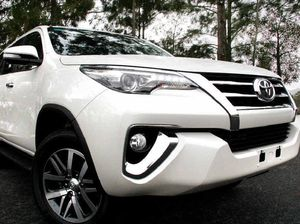 GALLERY: Inspired by iconic style - Toyota Fortuner Crusade