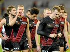 FORMALITY? Essendon looks set to receive its first wooden spoon since 1933.