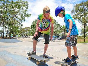 Show's skate contest