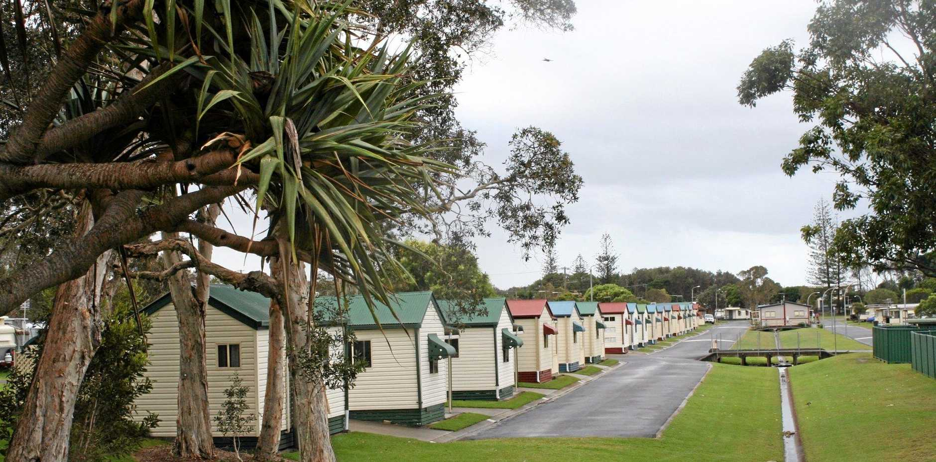 Many excited but some concerned about the impact of a $12 million upgrade to the Evans Head Holiday Park.