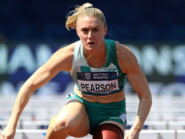 Australia's Sally Pearson poor form has continued.
