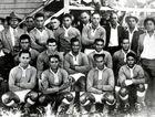 LEAGUE'S LEGACY: The Tweed All Blacks team, circa 1950.