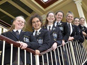 Fairholme girls have their say on fair future