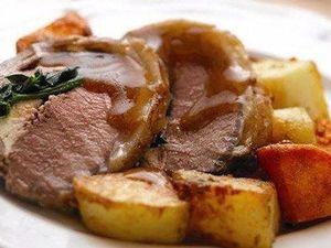 A bit of a roast at the Devereaux