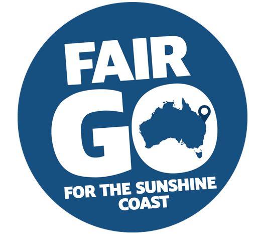 fair go sunshine coast graphic