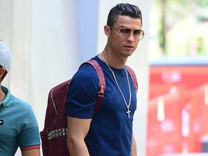 Cristiano Ronaldo named the world's top-earning athlete