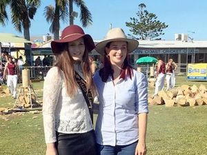 Samantha's win a first for Yeppoon Show Society