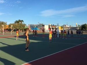 MATCHPLAY MINUTE: Hervey Bay Netball