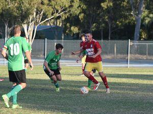 Fraser Coast League: Maryborough West v KSS Jets