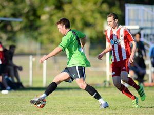 Soccer - SSU Vs Emerald