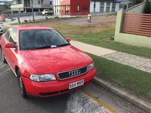 Unclaimed luxury car left on Gladstone road