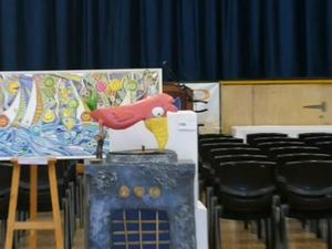 Go Art at Grafton High School