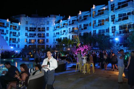 Sheraton Noosa Resort Photo: Erle Levey / Sunshine Coast Daily