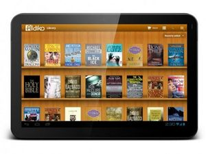 Top 10 ereaders for tablets