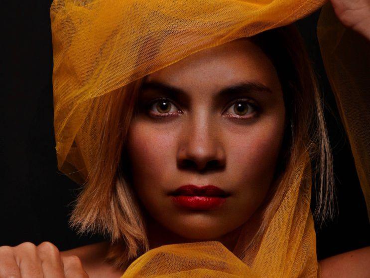 Photo of Danielle Leedie by Levi-Craig Murray.