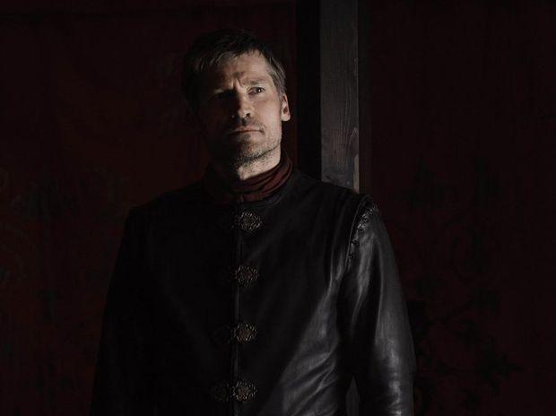 Nikolaj Coster-Waldau in a scene from season six episode eight of Game of Thrones.