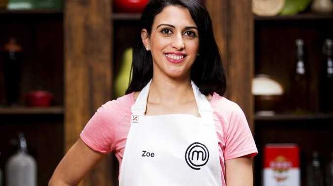 MasterChef Australia contestant Zoe Konikkos.