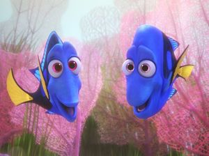 Meet the colourful new characters of Finding Dory
