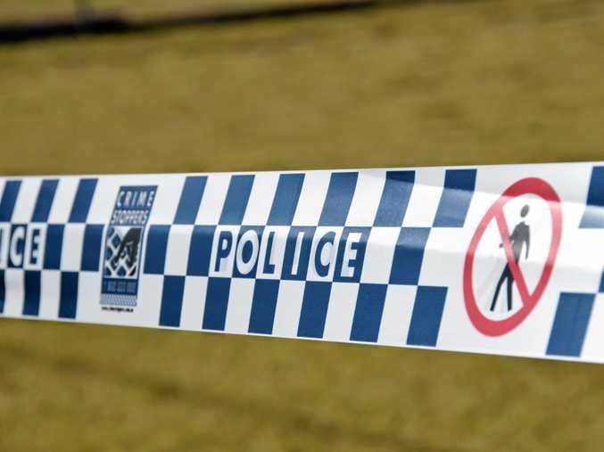 Police generic, crime scene.  Photo Tessa Mapstone / South Burnett Times