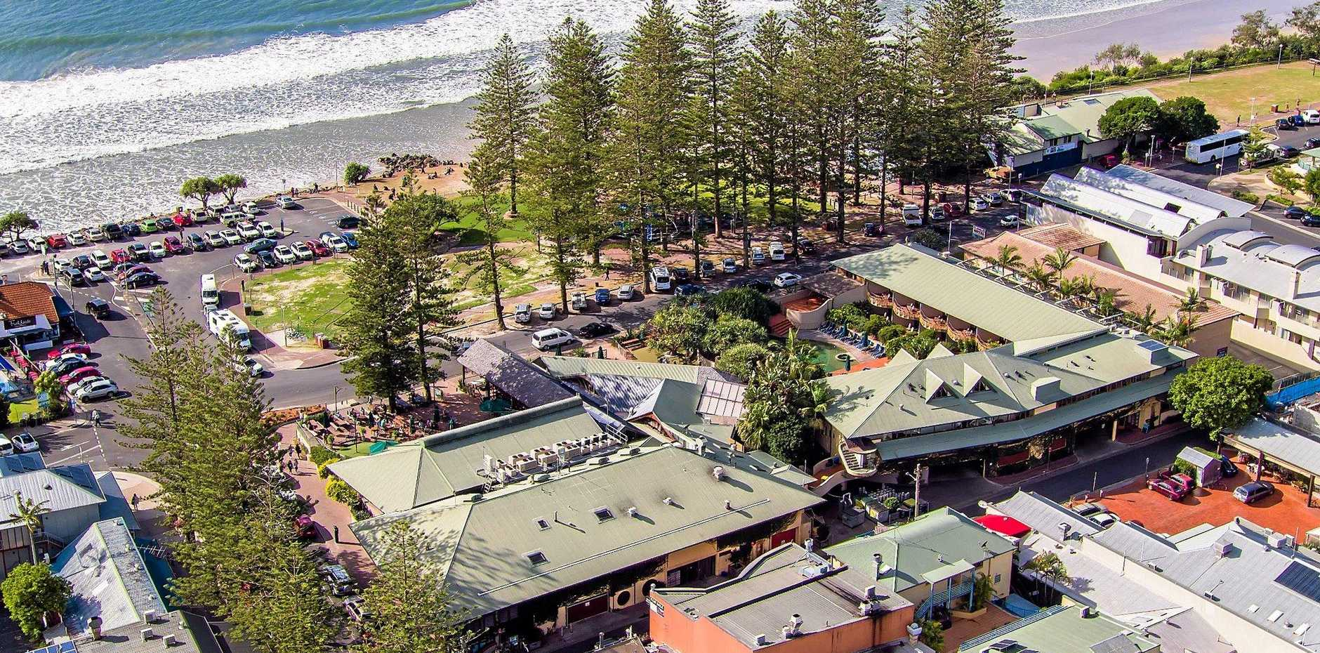 ON THE MARKET: The Beach Hotel, Byron Bay.