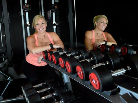 Personal trainer Karlye Thurlow is inspiring others with her dramatic weight loss.
