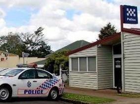 New police station under construction to serve Maleny