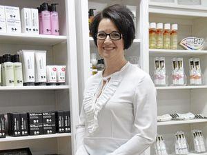 Glamorous life for skin care distributor