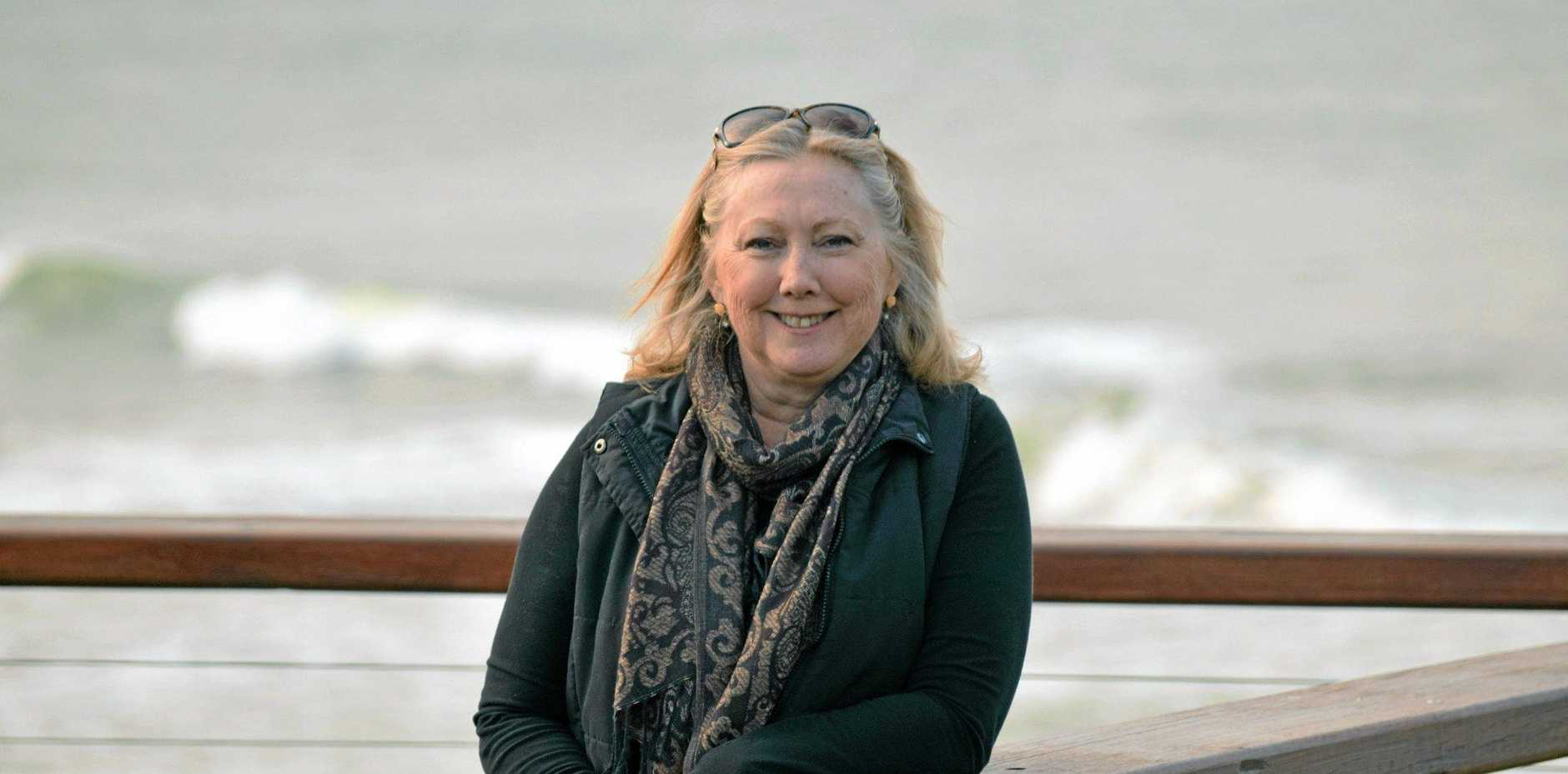 RECOGNISED: Sports commentator, journalist and Valla Beach resident Debbie Spillane is a recipient of the 2016 Medal of the Order of Australia.