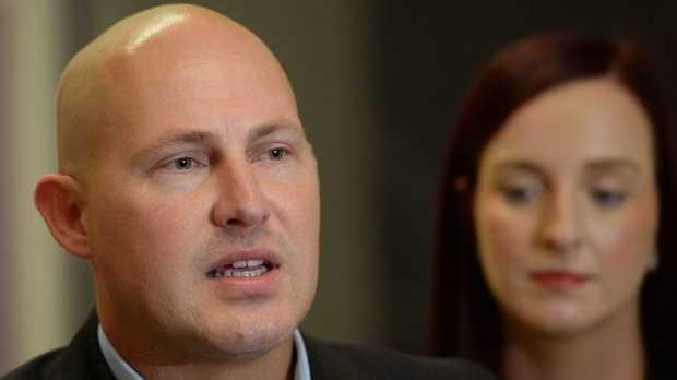 Queensland Treasurer Curtis Pitt