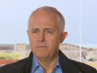 Malcolm Turnbull... pledging a new deal for regional residents on healthcare.