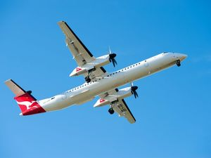QantasLink schedule adjustments in Hervey Bay