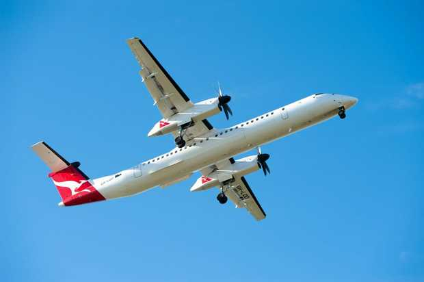 There will be changes to flights in Hervey Bay.