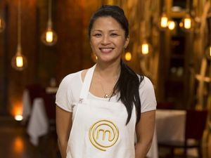 Theresa cooks her way back into MasterChef